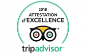 Attestation Excellence Trip Advisor