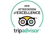 Attestation Excellence Trip Advisor