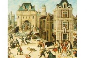 François Dubois, Le massacre de la Saint-Barthélémy.