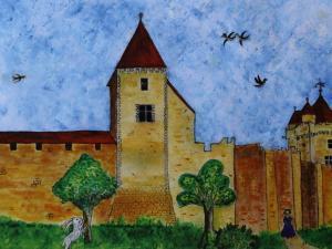 Extrait affiche du May médiéval